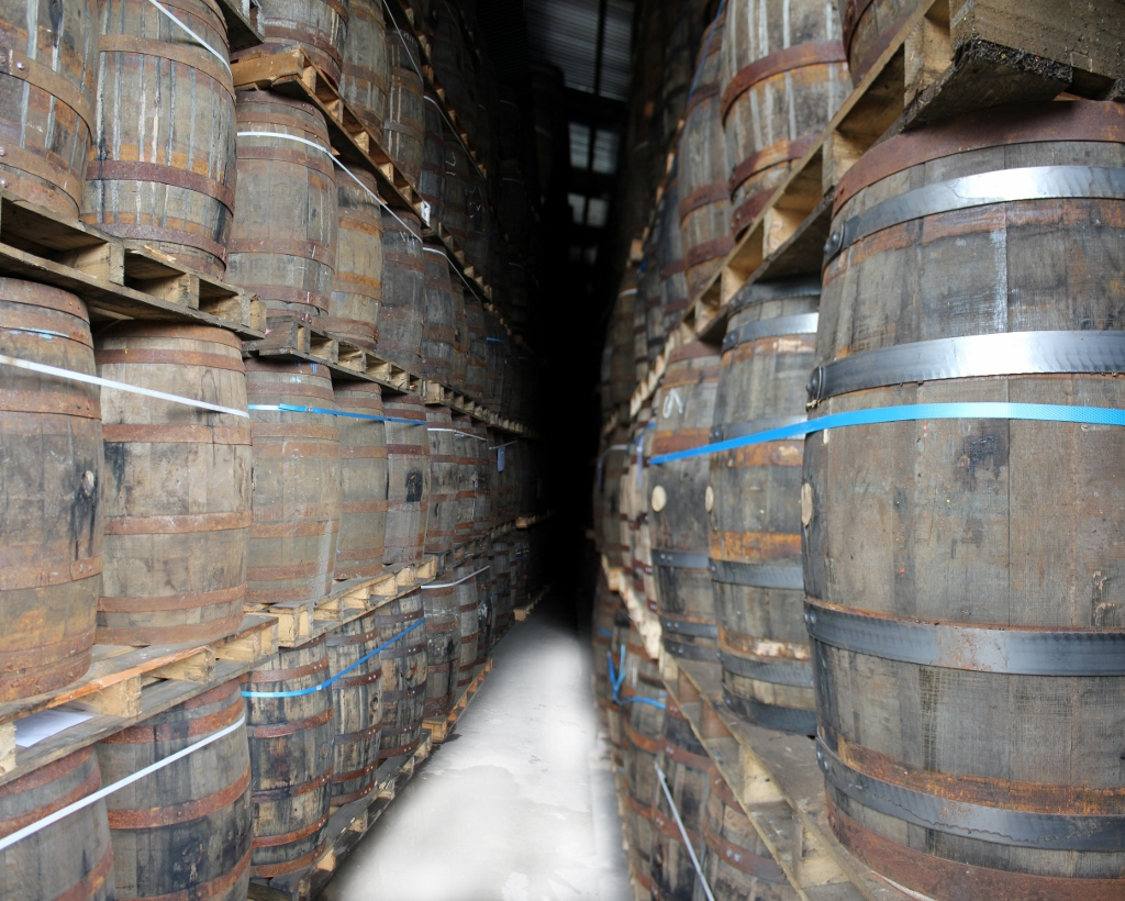 Cask Warehousing