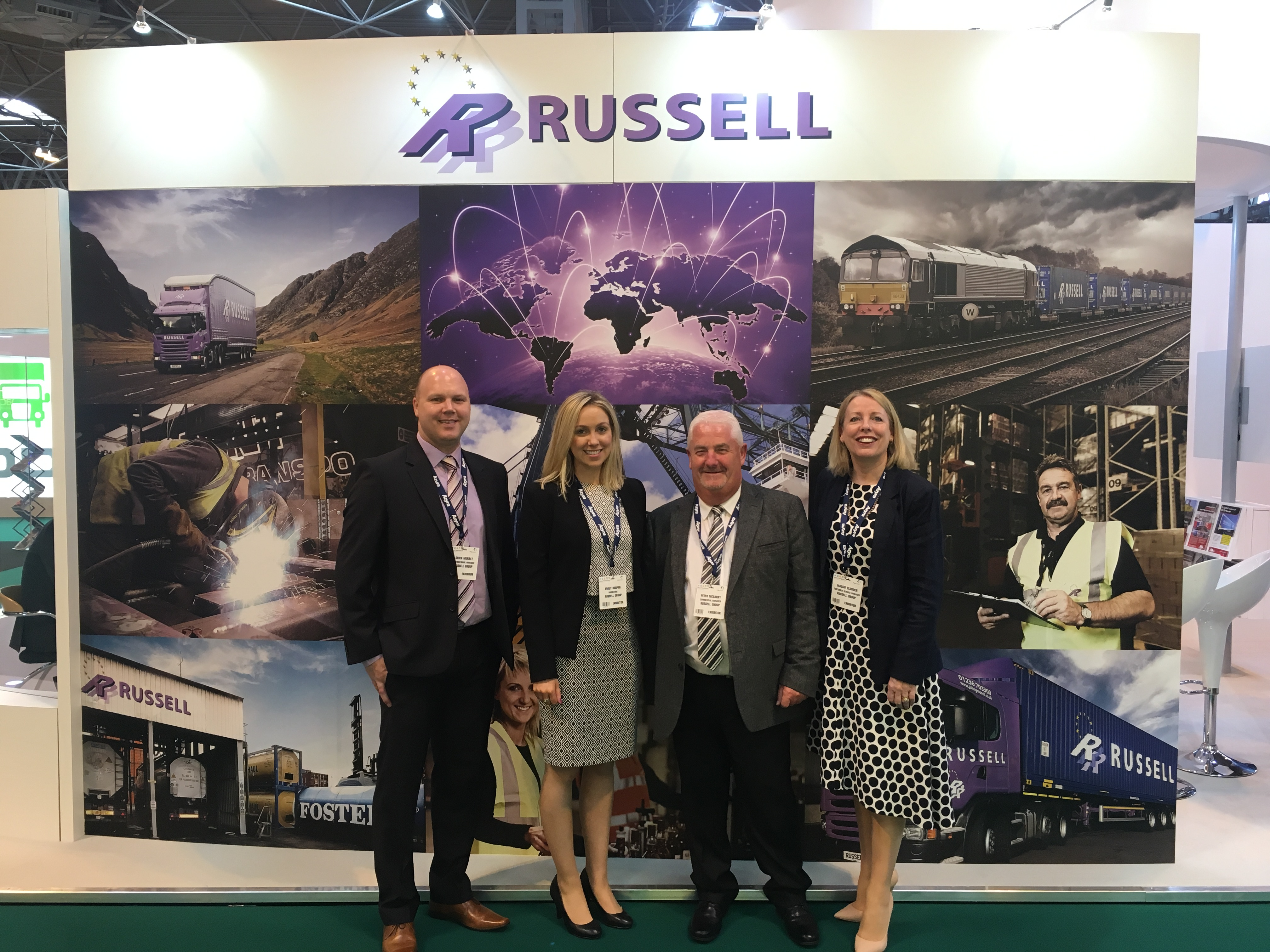 Russell Group at Multimodal